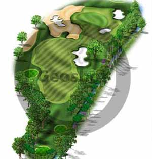 Golf Course Graphics