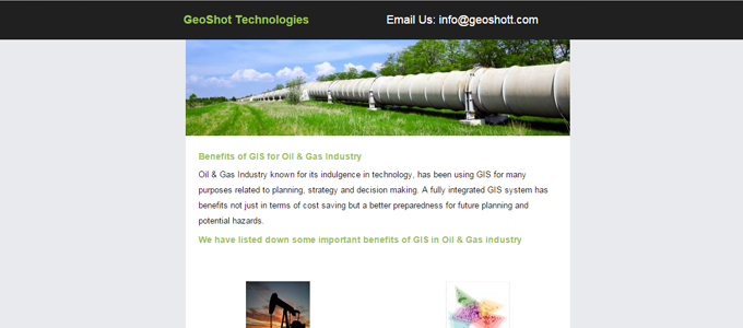 gis in oil gas industry Find hidden opportunities first, plan exploration, monitor daily operations,  complete land reclamation, and make decisions quickly.