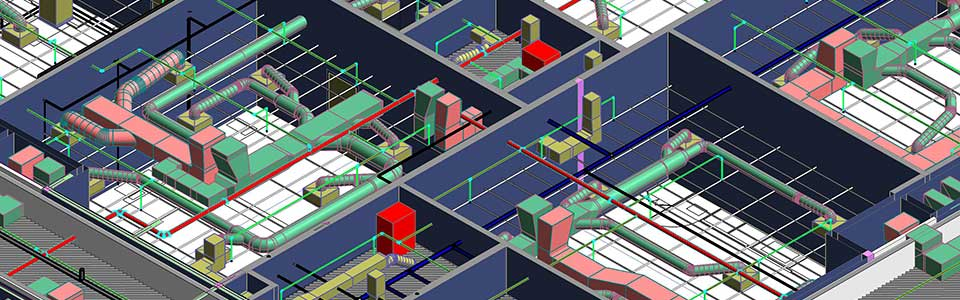 BUILDING INFORMATION MODELING SERVICES